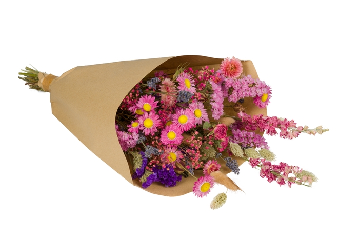 <h4>FIELD BOUQUET LARGE PINK</h4>