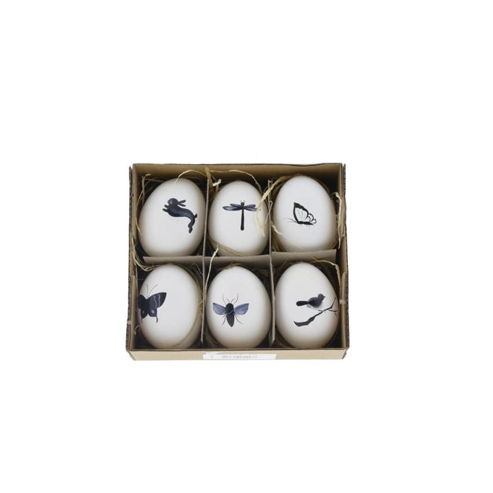 <h4>Egg Chicken White Mix Box/6</h4>