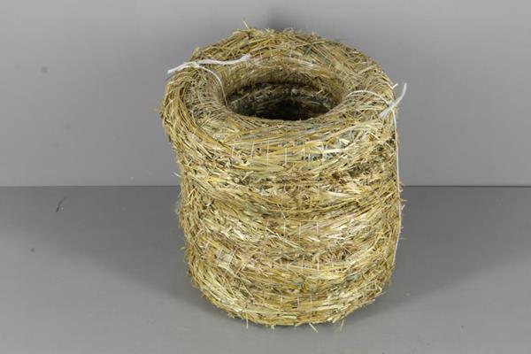 <h4>Wreath Straw 35/8cm</h4>