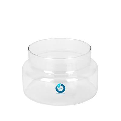 <h4>Bowl Belmont glass Ø16xH9.5cm recycled glass</h4>