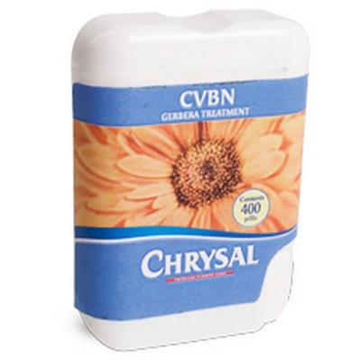 <h4>Chrysal CVBN prétraitement pour Gerbera 400pcs</h4>