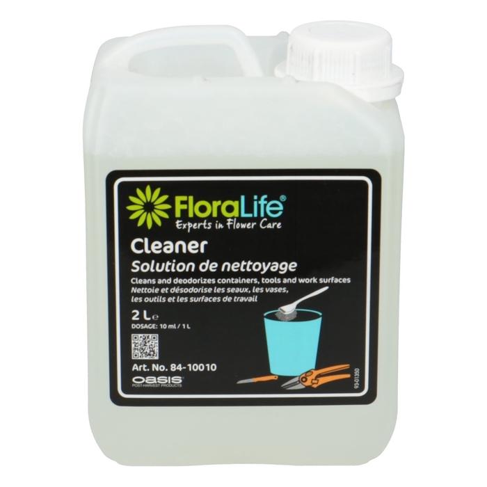 <h4>Abono organico Floralife Cleaner 2L</h4>