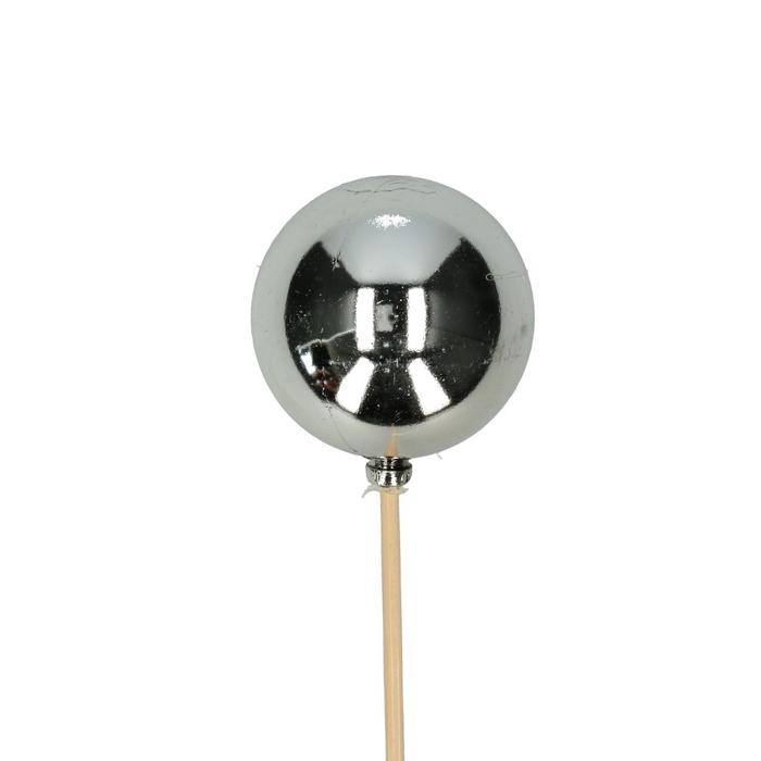 <h4>Christmas sticks 50cm Christmas ball d6cm</h4>