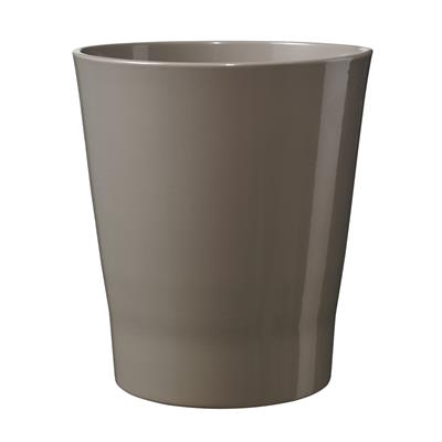 <h4>Pot Merina Céramique Ø14xH15cm gris/beige</h4>
