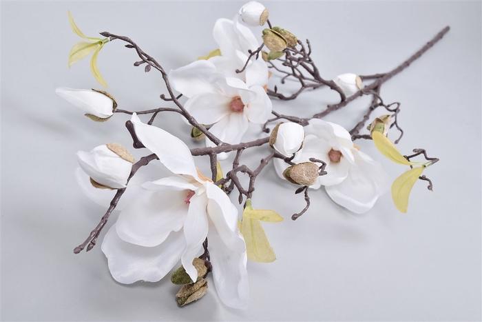 <h4>Silk Magnoliatak Creme 110cm</h4>