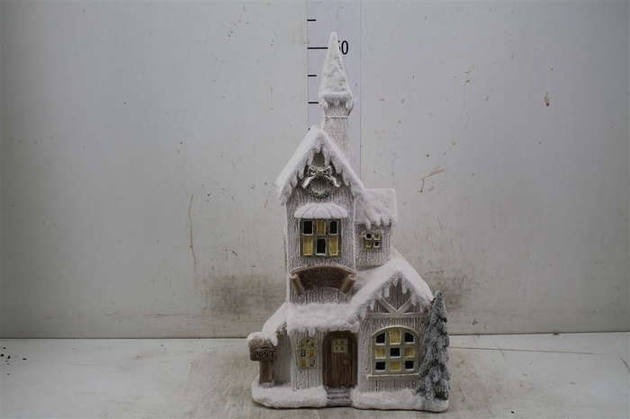 <h4>6164 Deco House Xmas Carol Led L35.0w15.</h4>