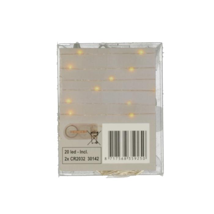 <h4>Decoration LED Garland 20lmp 2m</h4>