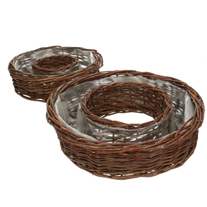 <h4>Manden Wilg ring S/2 d47*10cm</h4>