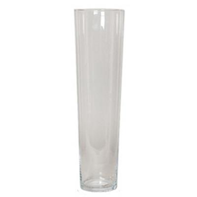 <h4>Verre conique vase ø17,5xh60cm</h4>