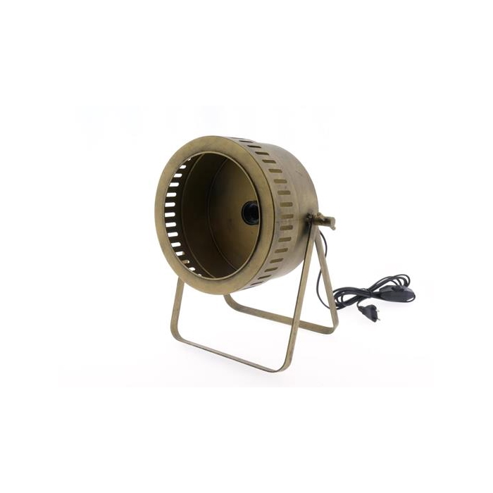 <h4>Lamp Table H:36,5cm Gold</h4>