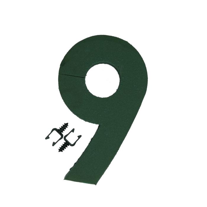 <h4>Oasis Cijfer 9 31cm</h4>