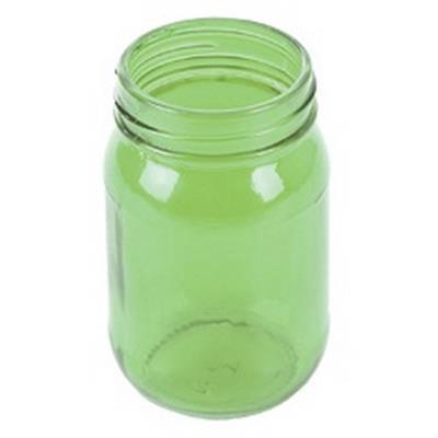<h4>Vaas Juba glas Ø7xH13cm groen</h4>