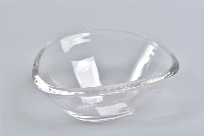 <h4>Glas Schaal Wave 18cm</h4>