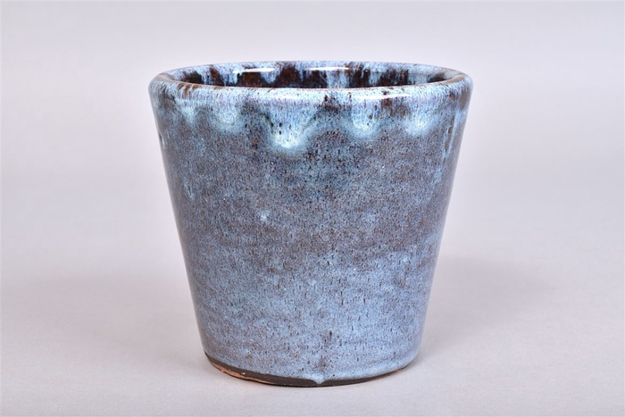 <h4>Alicante Lichtblauw Pot 15x14cm</h4>