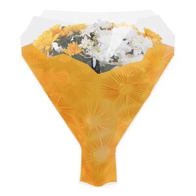 <h4>Housses 52x44x12cm OPP40 Cleome orange</h4>