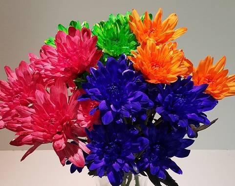 Chr Spray Tint Mix P/Color Cer/Or/Lav/Pnk/Blue/Gr/Red