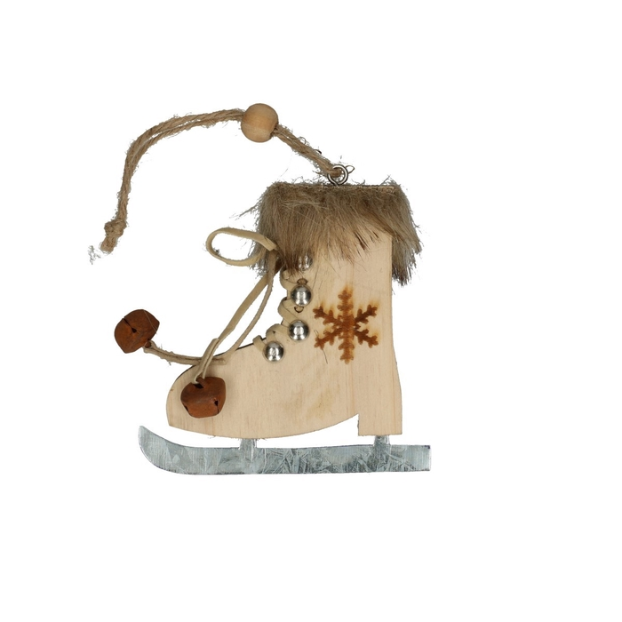 <h4>Sale Christmas Hanging ice skating d9*9cm x2</h4>