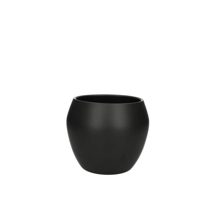 <h4>Ceramics Ball pot Knick d12/15*13cm</h4>