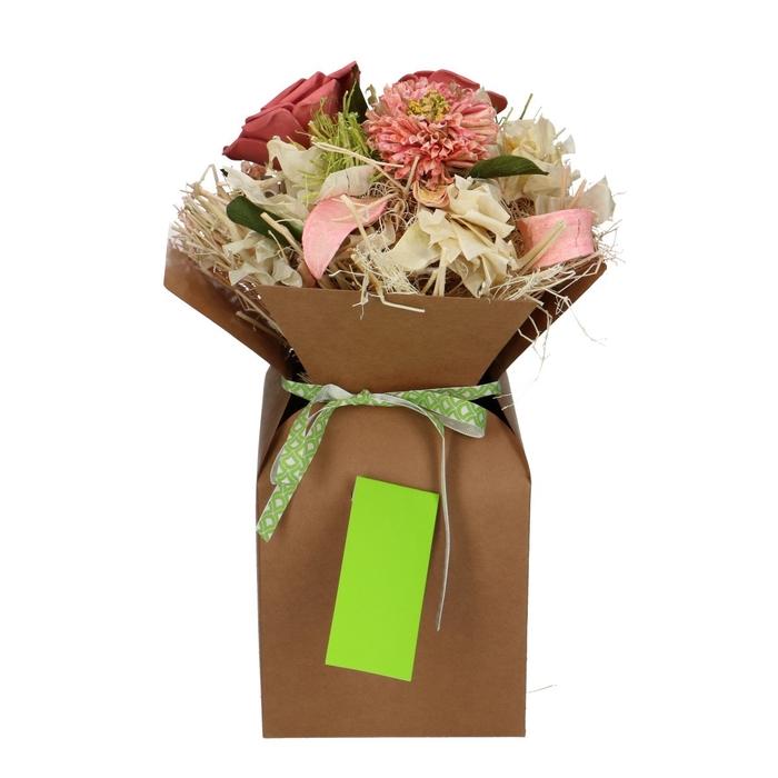 <h4>Bags Bouquet vase 13/13*26cm</h4>