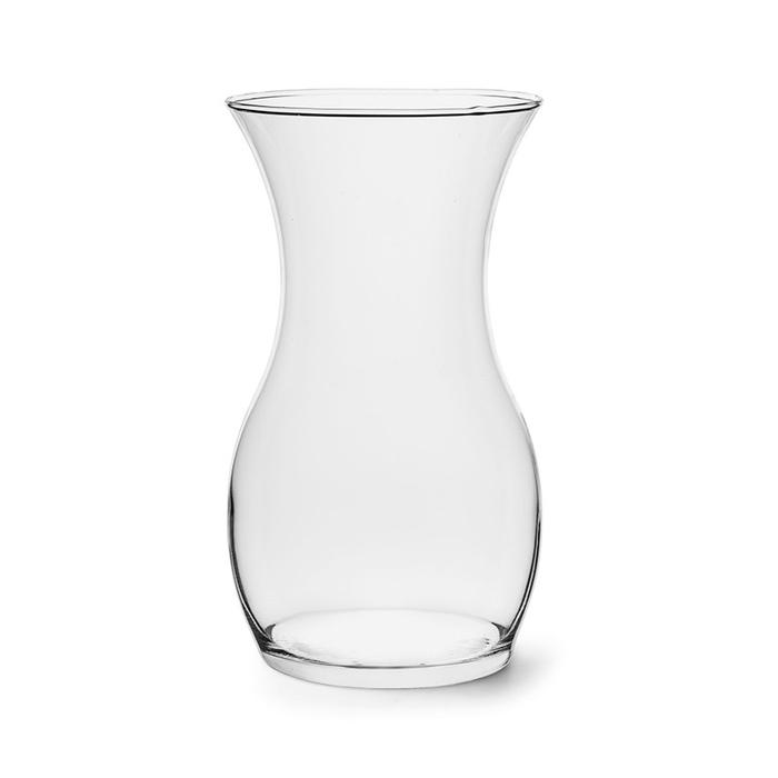 <h4>Glass Bouquet vase Kelly d14*25cm</h4>