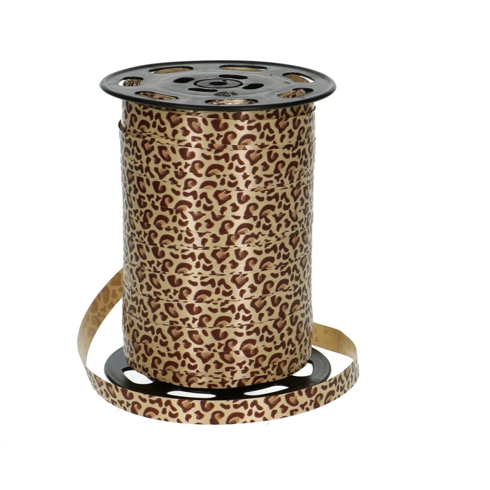 <h4>Ribbon Leopard 10mm 225m</h4>