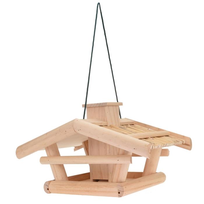 <h4>Hout Vogelhuis hout 44*30*25.5cm</h4>