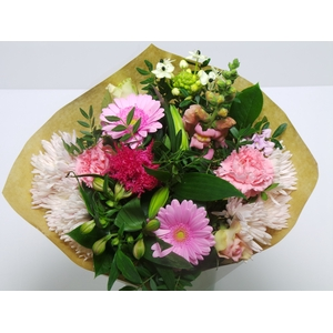Bouquet KIM Medium Pink