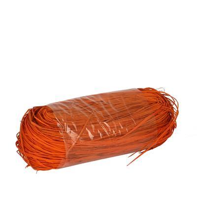 <h4>Raffia 250gr oranje</h4>