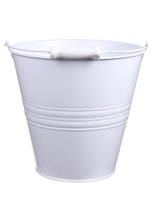 <h4>DF500064000 - Bucket Yorklyn d27xh26.5 white</h4>