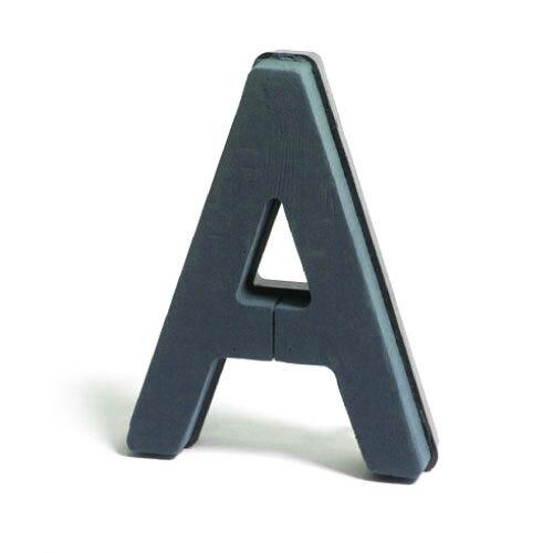 <h4>Steekschuim Basic Letter A 29cm</h4>
