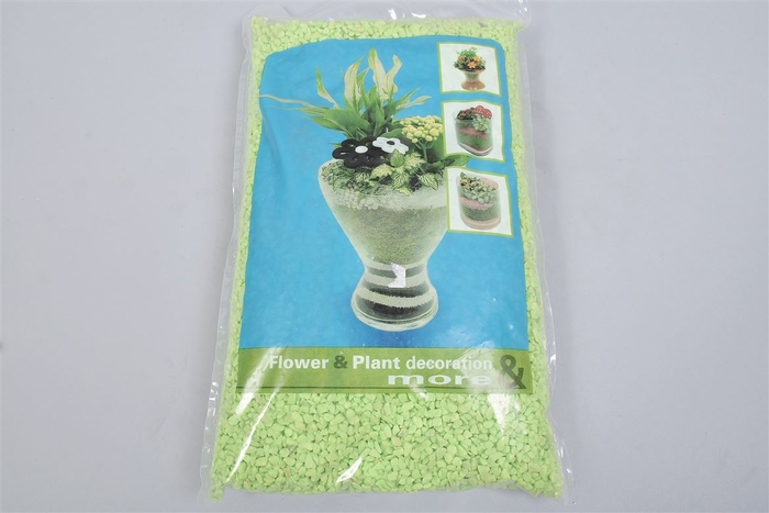 <h4>Garnering Grains Groen 4-6mm Per 5 Kilo</h4>