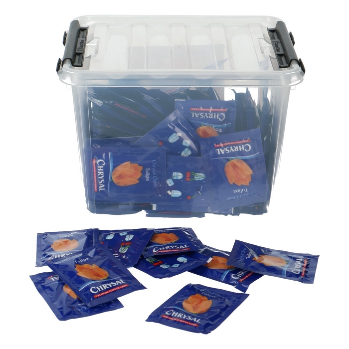 <h4>Care Chrysal Tulp Minibox 1L x125</h4>