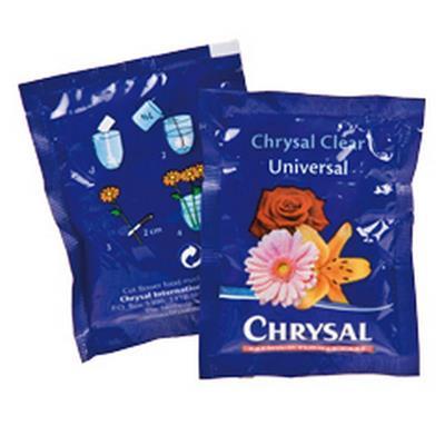 <h4>Chrysal bloemenvoeding Universeel 1 ltr ds 1000st</h4>
