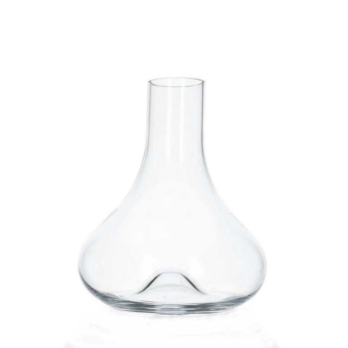 <h4>Glass Bottle Discus d5.5/19*22cm</h4>