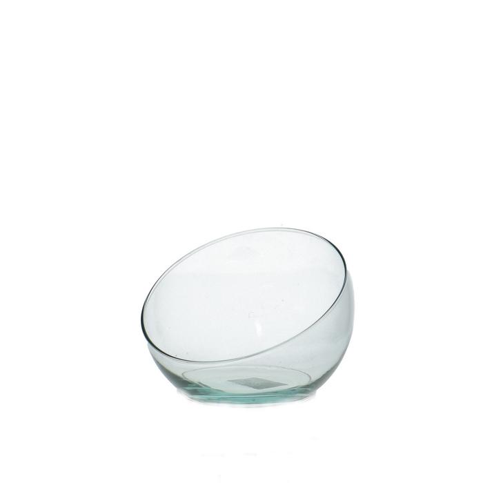 <h4>Glas Schaal Anke d13*10/4cm</h4>
