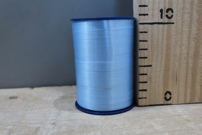 <h4>CURLY RIBBON 10MM X 250M L.BLUE 602</h4>