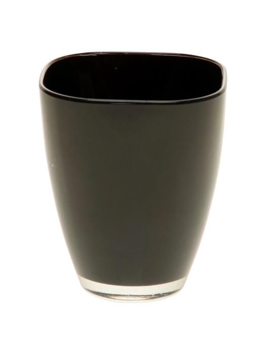 <h4>DF882003800 - Vase Bombay d13.5xh17 black</h4>