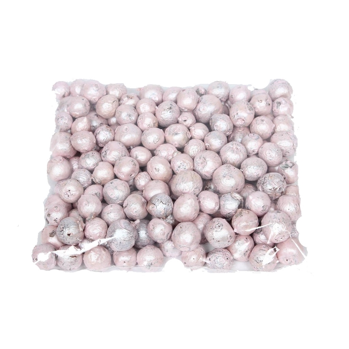 <h4>Apple pods 500gr in poly pearl pink</h4>