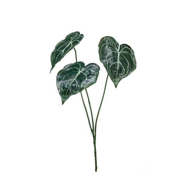 <h4>Silk Anthurium leaf 62cm</h4>