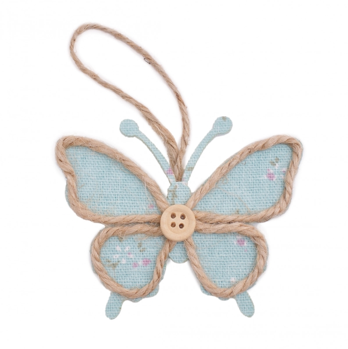 <h4>Autumn Hanging butterfly 08.5cm x25</h4>
