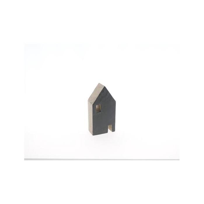 <h4>House Wood 13x6cm Cement</h4>
