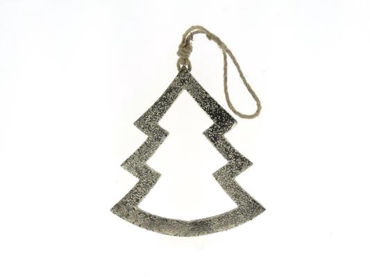 <h4>Tree Wood Open 21cm Platinum</h4>