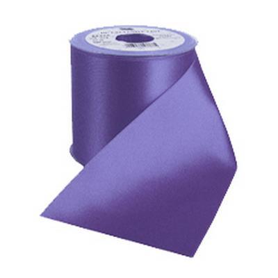<h4>Ruban à deuil DC exclusif 70mmx25m violette</h4>