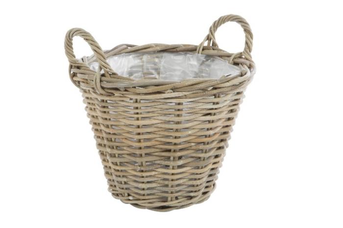 <h4>DF881794400 - Basket Terlton d39xh30cm</h4>