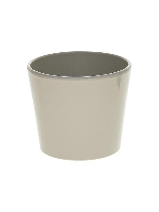 <h4>DF884343600 - Pot Dida d12.5xh9.5 light grey</h4>