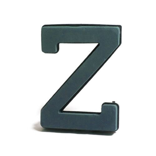 <h4>Foam Basic Letter Z 29cm</h4>