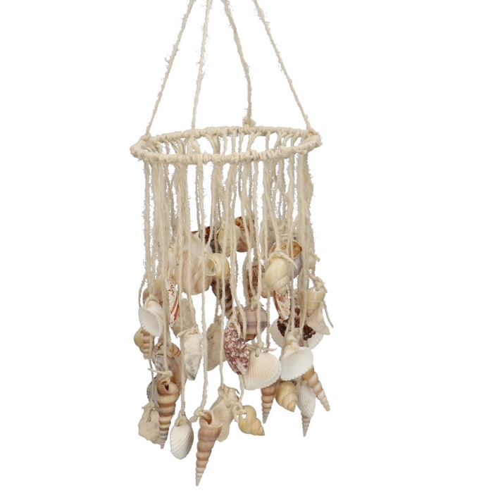 <h4>Shell Wind chimes mix d16*40cm</h4>