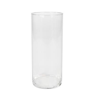 <h4>Vaas Lusaka glas Ø9xH21cm HC</h4>