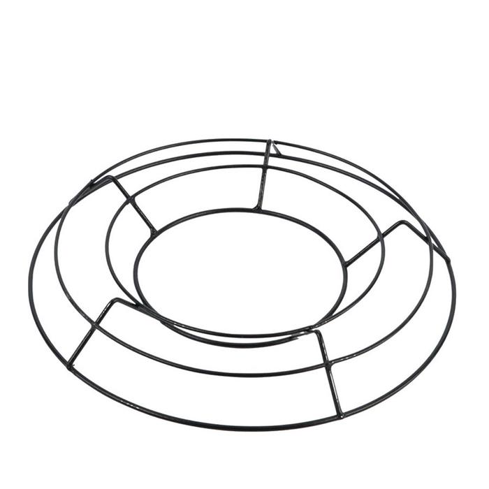 <h4>Bloemisterij Ijzeren ring basis d20cm</h4>