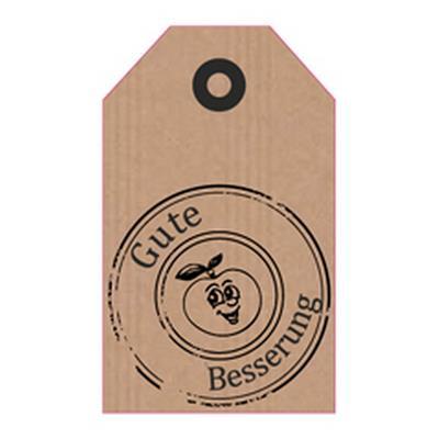 <h4>Bloemkaartjes ma -Gute Besserung- pakje 20 stuks</h4>